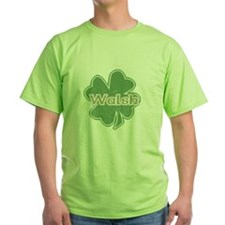 """Shamrock - Walsh"" T-Shirt"