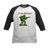 Green Army Men Birthday Tee