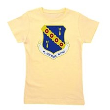 42nd-Airbase-Wing Girl's Tee