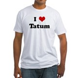 I Love Tatum Shirt