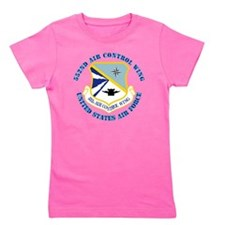 552-air-ctrl-wing-txt Girl's Tee