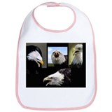 The Bald Eagle Bib