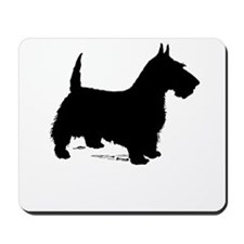 Scottish Terrier Mousepad