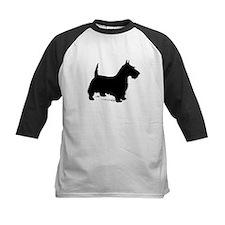 Scottish Terrier Baseball Jersey