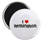 I * Remington Magnet