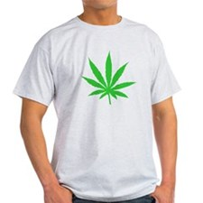 Marijuana Weed Leaf T-Shirt