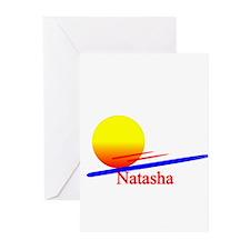 Natasha Greeting Cards (Pk of 10)