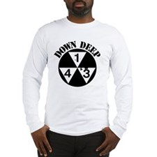 143 Down Deep Long Sleeve T-Shirt