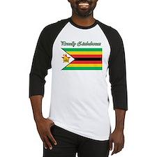 Proudly Zimbabwean Baseball Jersey