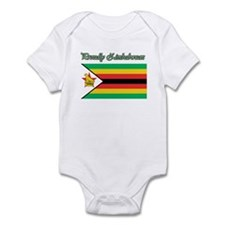 Proudly Zimbabwean Infant Bodysuit