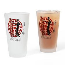 Ip Man  Wing Chun Drinking Glass