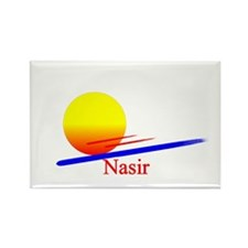Nasir Rectangle Magnet (100 pack)
