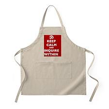 Keep_Calm_Yoga1Square Apron