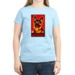Obey the German Shepherd! Women's Light Tee