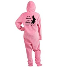faun Footed Pajamas