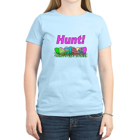 Hunt Easter Eggs Women's Light T-Shirt