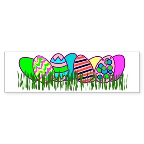 Easter Egg Hunt Bumper Sticker