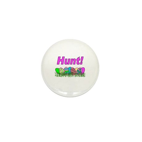 Hunt Easter Eggs Mini Button (10 pack)