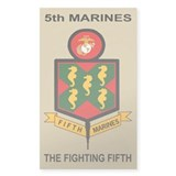 5th Marine Regiment<BR>Decal