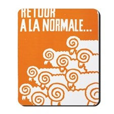 ART Paris 68 Normale Mousepad