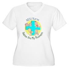 NICU Nurse 2012 4 T-Shirt