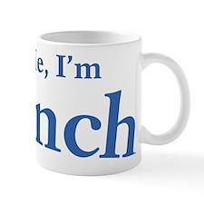 kissMeFrenchD Mug