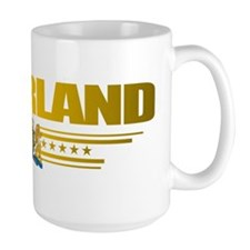 Netherlands (Flag 10) pocket 2 Mug