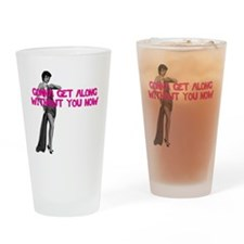 Gonna Get Along Drinking Glass