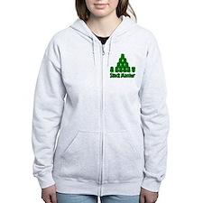 green, Stack Master 1, ck retro Zip Hoody