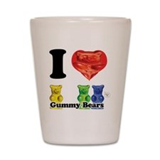 gummi Shot Glass