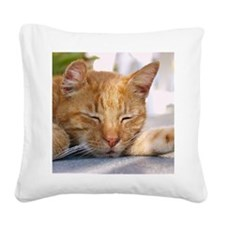 Snapper Square Canvas Pillow