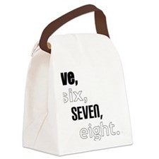 5678 Canvas Lunch Bag