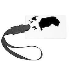 Australian Shepherd Luggage Tag