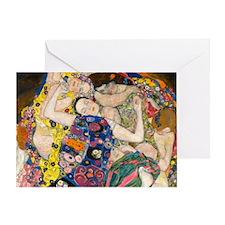 Klimt Cal H Greeting Card