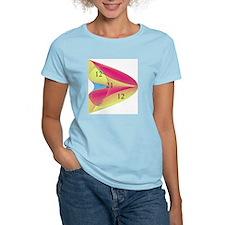 Redish Paraboloid 12 21 12 T-Shirt