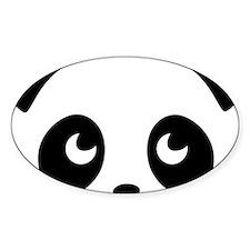 cute panda Decal