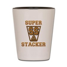 gold2, SS Cup, freshamn Shot Glass