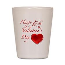 ValentineDay Shot Glass