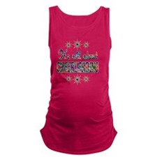 CHEERLEADING Maternity Tank Top