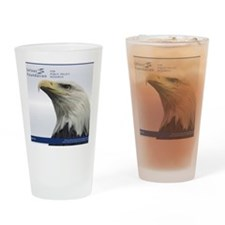 Selous Eagle2 Drinking Glass