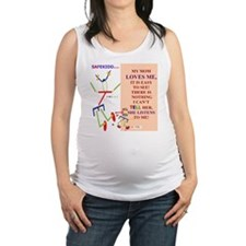 MOM LOVES TELLi Maternity Tank Top