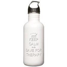 save therapy dk Water Bottle