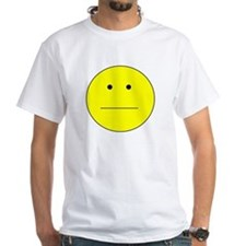 Straight Smiley Face Shirt