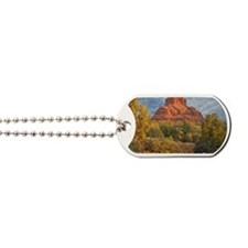 bell rock_full text Dog Tags