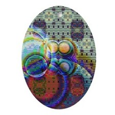 s1 Oval Ornament