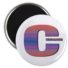 "Cheerleader 2.25"" Magnet (10 pack)"