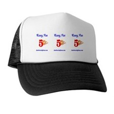 Kasey_Fan Large Mug Trucker Hat