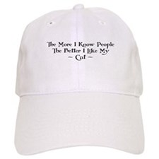 Like Cat Baseball Cap