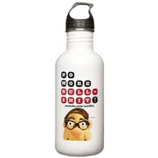 3.5x3.5_buttonBULLSHIT Water Bottle