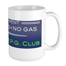 Volt 250+ MPG Club 10K Achievement Mug